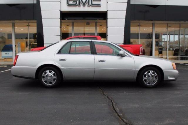 2005 cadillac deville 4dr for sale in briscoe missouri classified. Black Bedroom Furniture Sets. Home Design Ideas