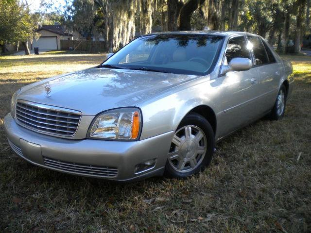 2005 cadillac deville for sale in tampa florida classified. Black Bedroom Furniture Sets. Home Design Ideas