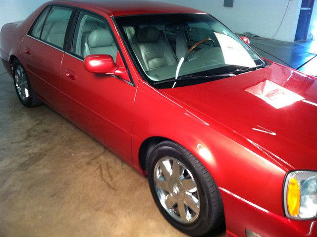 2005 Cadillac Deville Dts For Sale In Farmers Branch Texas