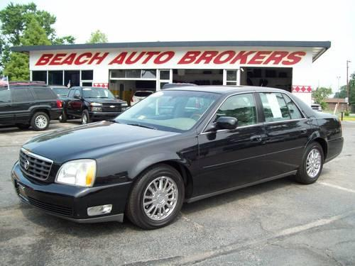 2005 cadillac deville sedan dhs for sale in norfolk virginia classified. Black Bedroom Furniture Sets. Home Design Ideas