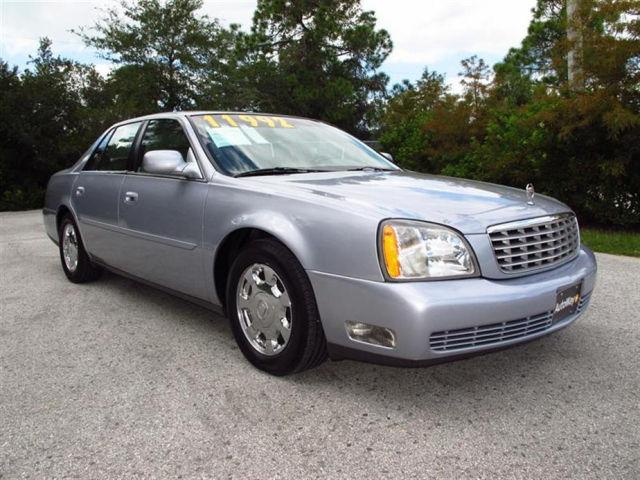 2005 cadillac deville for sale in port richey florida classified. Black Bedroom Furniture Sets. Home Design Ideas