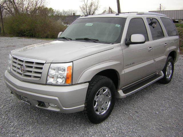 2005 cadillac escalade for sale in flemingsburg kentucky classified. Black Bedroom Furniture Sets. Home Design Ideas