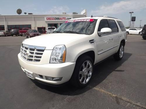 2005 cadillac escalade esv pearl white 74k miles for. Black Bedroom Furniture Sets. Home Design Ideas