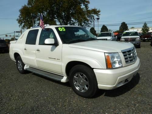 2005 cadillac escalade ext suv for sale in hulmeville. Cars Review. Best American Auto & Cars Review