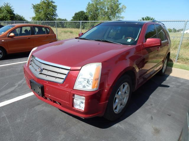 2005 cadillac srx base rwd 4dr suv v8 for sale in oklahoma city oklahoma classified. Black Bedroom Furniture Sets. Home Design Ideas
