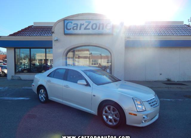 2005 cadillac sts white 57k for sale in baltimore for Exclusive motor cars baltimore md