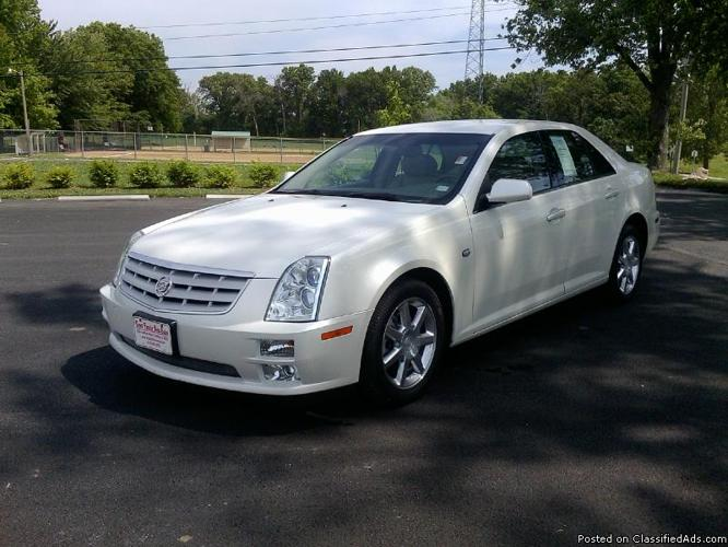 2005 cadillac sts 66xxx miles almost like new condition a must see for sale in godfrey. Black Bedroom Furniture Sets. Home Design Ideas