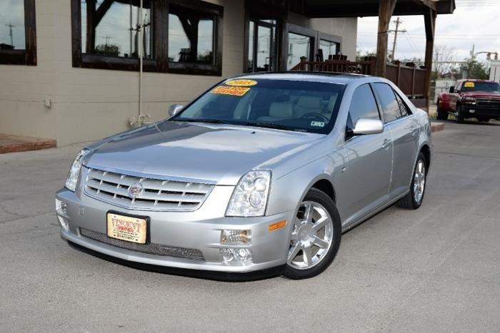 2005 cadillac sts for sale in abilene texas classified. Black Bedroom Furniture Sets. Home Design Ideas