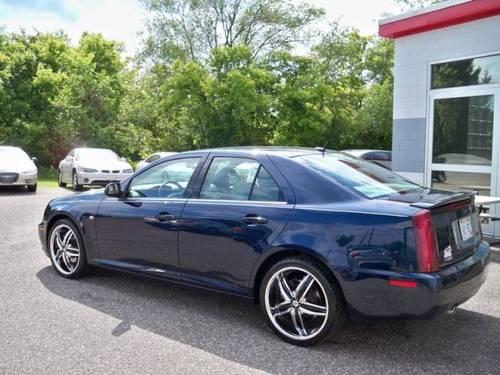 2005 cadillac sts sedan for sale in somerset wisconsin classified. Black Bedroom Furniture Sets. Home Design Ideas