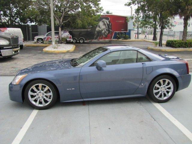 2005 Cadillac Xlr Roadster For Sale In Dania Florida
