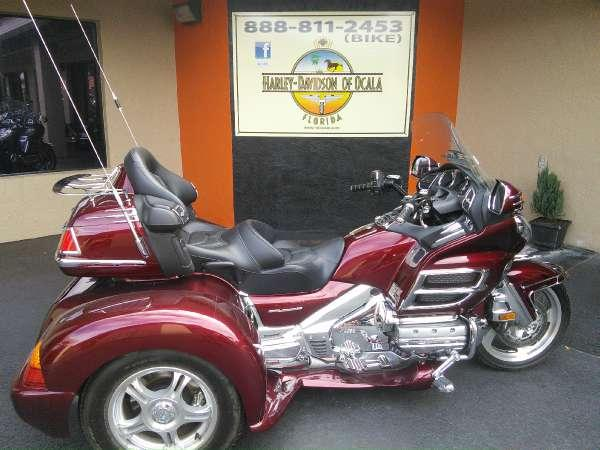 2005 Champion Trikes Honda Goldwing GL 1800 Trike Kit for ...