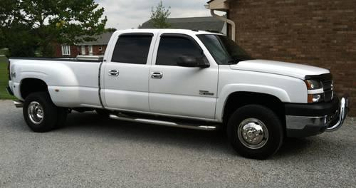 2005 chevrolet 3500hd 4x4 duramax dually for sale in bardstown kentucky classified. Black Bedroom Furniture Sets. Home Design Ideas