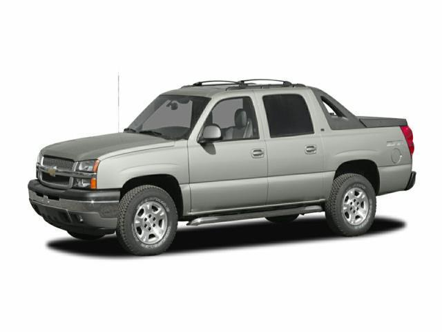 2005 Chevrolet Avalanche 1500 LS 4dr 1500 LS 4WD Crew