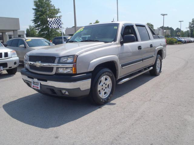 2005 chevrolet avalanche 1500 ls for sale in new bern north carolina classified. Black Bedroom Furniture Sets. Home Design Ideas