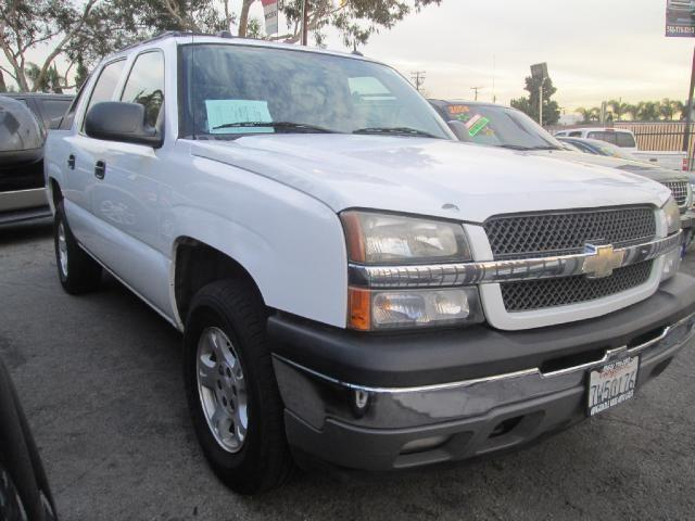 2005 chevrolet avalanche 1500 ls for sale in bell california classified. Black Bedroom Furniture Sets. Home Design Ideas