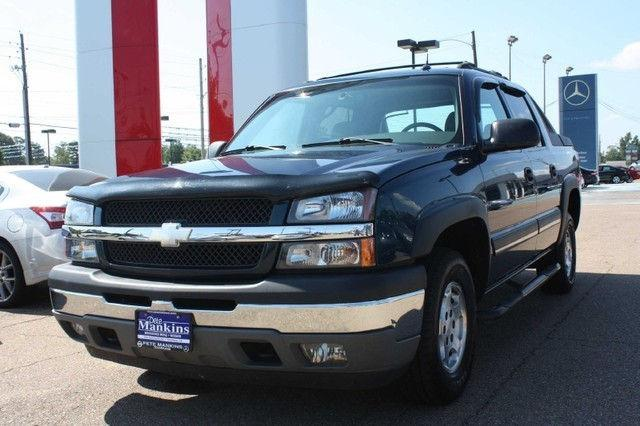 2005 chevrolet avalanche 1500 ls for sale in texarkana texas classified. Black Bedroom Furniture Sets. Home Design Ideas