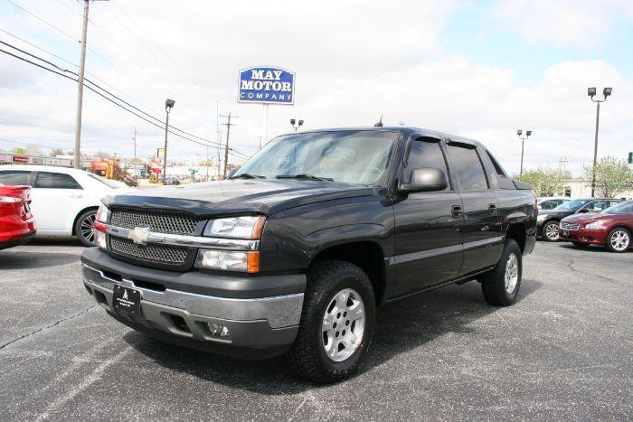 2005 chevrolet avalanche 1500 z71 springfield mo for sale. Black Bedroom Furniture Sets. Home Design Ideas