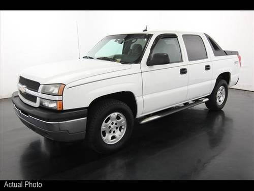 2005 chevrolet avalanche pickup truck 1500 z71 for sale in sparta michigan classified. Black Bedroom Furniture Sets. Home Design Ideas