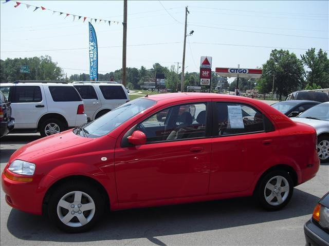 2005 chevrolet aveo for sale in cabot arkansas classified. Black Bedroom Furniture Sets. Home Design Ideas
