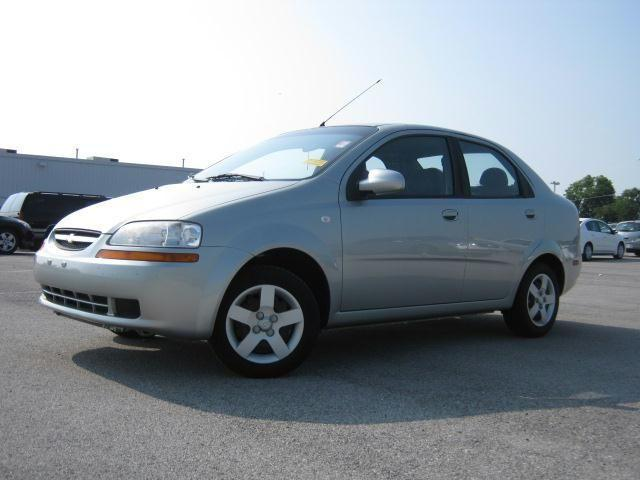 2005 chevrolet aveo for sale in shelbyville tennessee. Black Bedroom Furniture Sets. Home Design Ideas