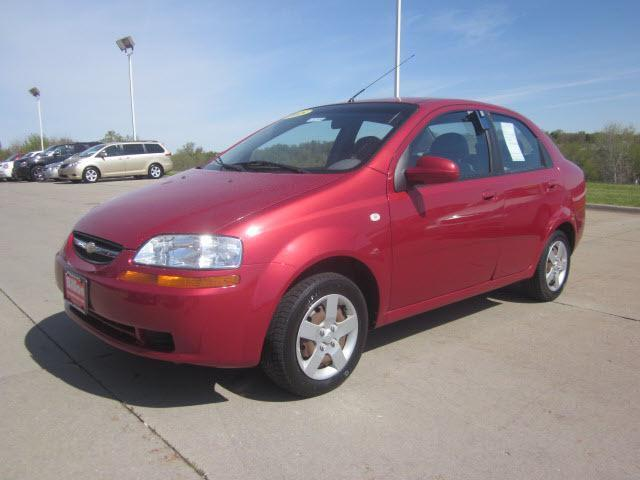 2005 Chevrolet Aveo Ls For Sale In Sioux Falls South