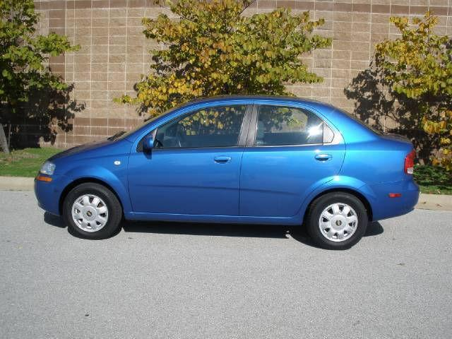 2005 chevrolet aveo ls for sale in springdale arkansas. Black Bedroom Furniture Sets. Home Design Ideas