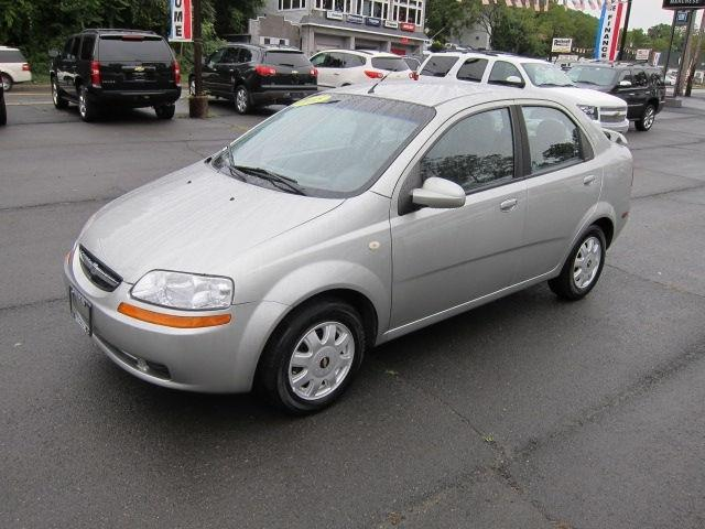 2005 chevrolet aveo lt for sale in fort montgomery new. Black Bedroom Furniture Sets. Home Design Ideas