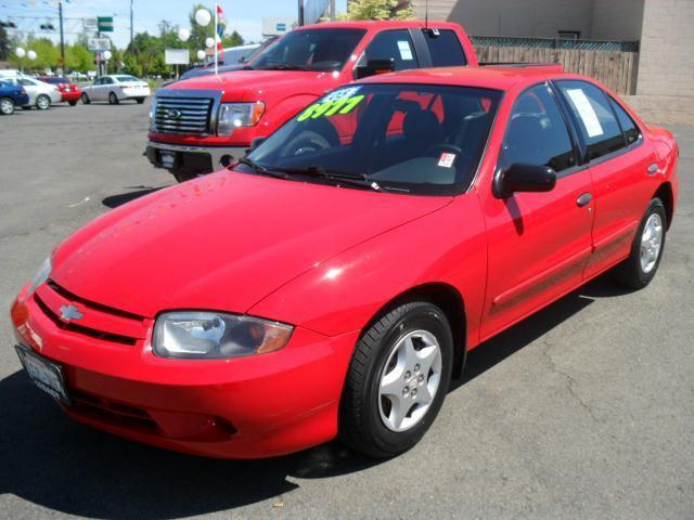 2005 chevrolet cavalier for sale in pasco washington classified. Black Bedroom Furniture Sets. Home Design Ideas