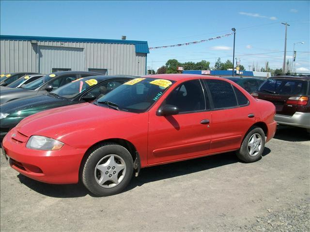 2005 chevrolet cavalier base for sale in airway heights washington classified. Black Bedroom Furniture Sets. Home Design Ideas