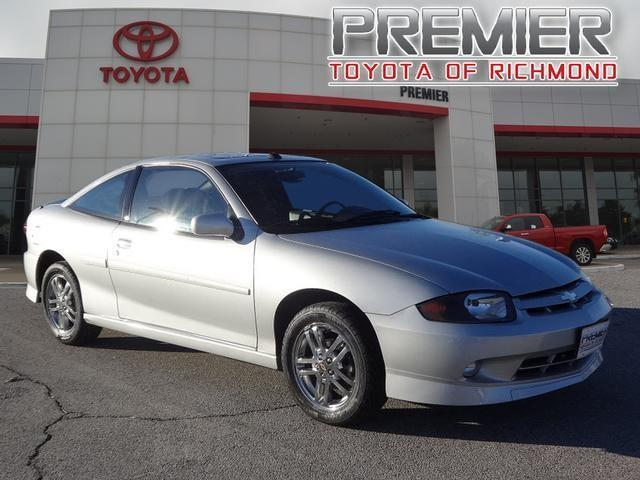 2005 chevrolet cavalier ls sport 2dr coupe for sale in chester indiana classified. Black Bedroom Furniture Sets. Home Design Ideas