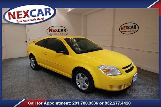 American Auto Sales Houston Tx: 2005 Chevrolet Cobalt For Sale In Houston, Texas