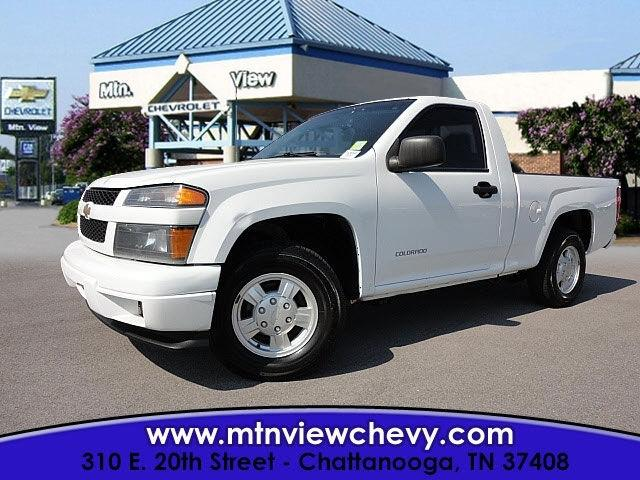 2005 chevrolet colorado for sale in chattanooga tennessee classified. Black Bedroom Furniture Sets. Home Design Ideas