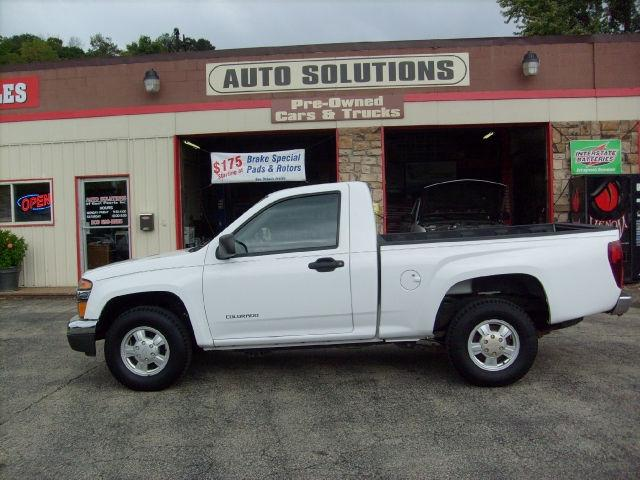 2005 chevrolet colorado for sale in east peoria illinois classified. Black Bedroom Furniture Sets. Home Design Ideas