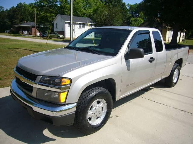 2005 chevrolet colorado ls for sale in greenwood south carolina classified. Black Bedroom Furniture Sets. Home Design Ideas
