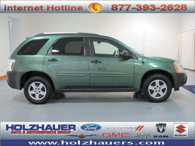 2005 chevrolet equinox ls for sale in nashville illinois classified. Black Bedroom Furniture Sets. Home Design Ideas