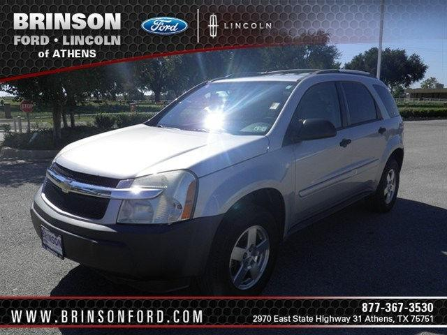 2005 chevrolet equinox ls for sale in athens texas classified. Black Bedroom Furniture Sets. Home Design Ideas