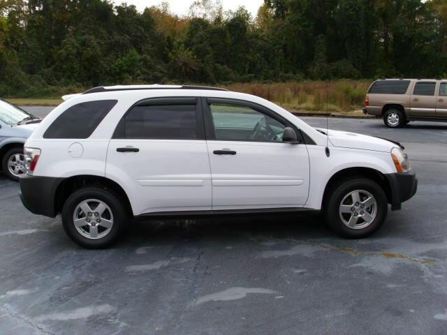 2005 chevrolet equinox ls for sale in laurens south carolina classified. Black Bedroom Furniture Sets. Home Design Ideas