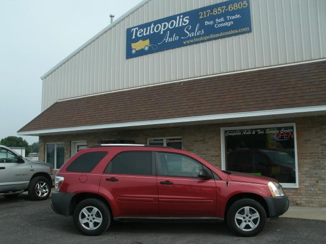 2005 chevrolet equinox ls for sale in teutopolis illinois classified. Black Bedroom Furniture Sets. Home Design Ideas