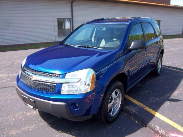 2005 chevrolet equinox lt for sale in east peoria illinois classified. Black Bedroom Furniture Sets. Home Design Ideas