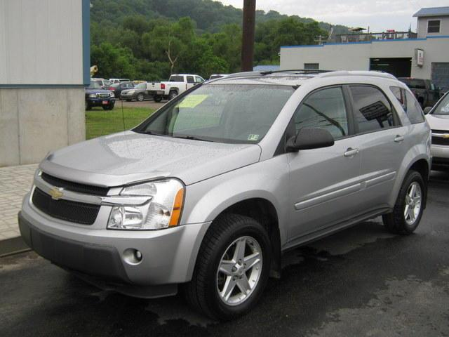 2005 chevrolet equinox lt for sale in new bethlehem pennsylvania classified. Black Bedroom Furniture Sets. Home Design Ideas