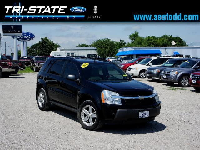 2005 chevrolet equinox lt for sale in maryville missouri classified. Black Bedroom Furniture Sets. Home Design Ideas