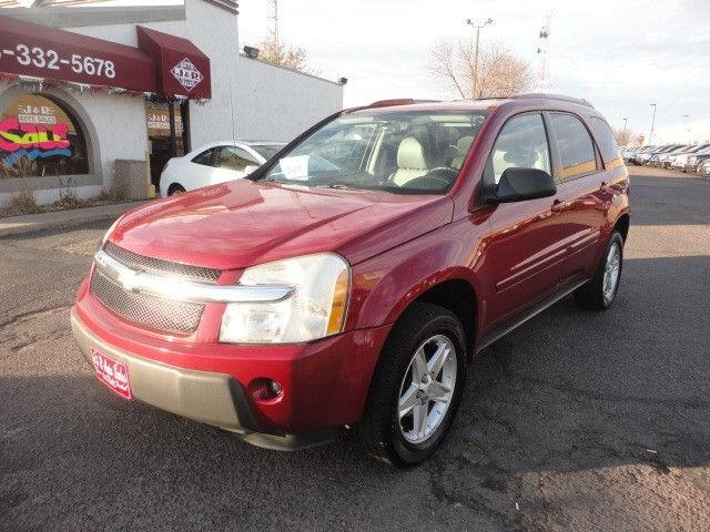 2005 chevrolet equinox lt for sale in sioux falls south dakota classified. Black Bedroom Furniture Sets. Home Design Ideas
