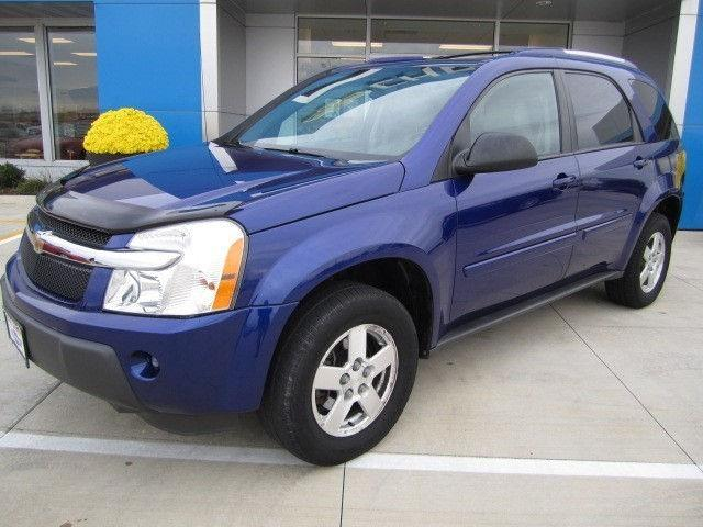 2005 chevrolet equinox lt for sale in morton illinois classified. Black Bedroom Furniture Sets. Home Design Ideas