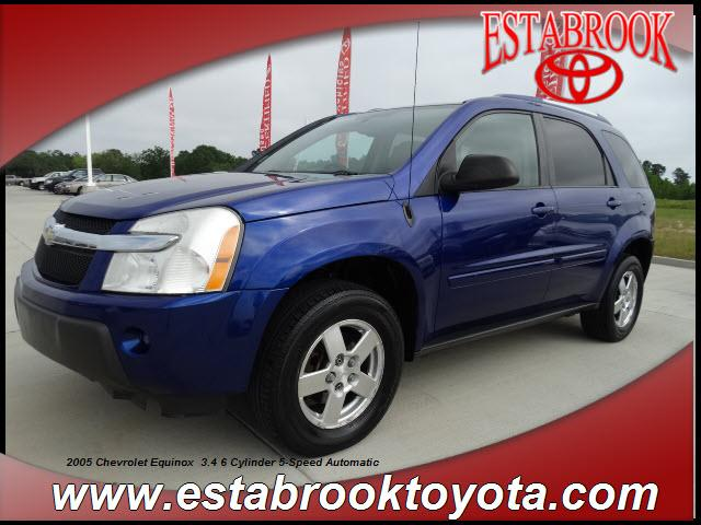 2005 Chevrolet Equinox LT Moss Point, MS