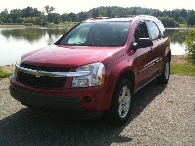 2005 chevrolet equinox lt for sale in versailles kentucky classified. Black Bedroom Furniture Sets. Home Design Ideas
