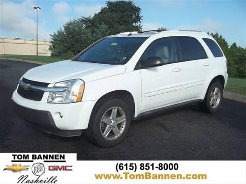 2005 chevrolet equinox suv lt for sale in am qui tennessee classified. Black Bedroom Furniture Sets. Home Design Ideas