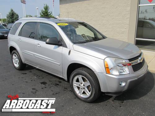 2005 chevrolet equinox suv lt for sale in troy ohio classified. Black Bedroom Furniture Sets. Home Design Ideas