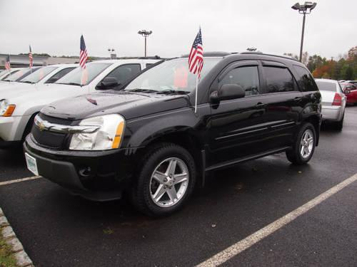 2005 chevrolet equinox suv lt for sale in beemerville new jersey classified. Black Bedroom Furniture Sets. Home Design Ideas