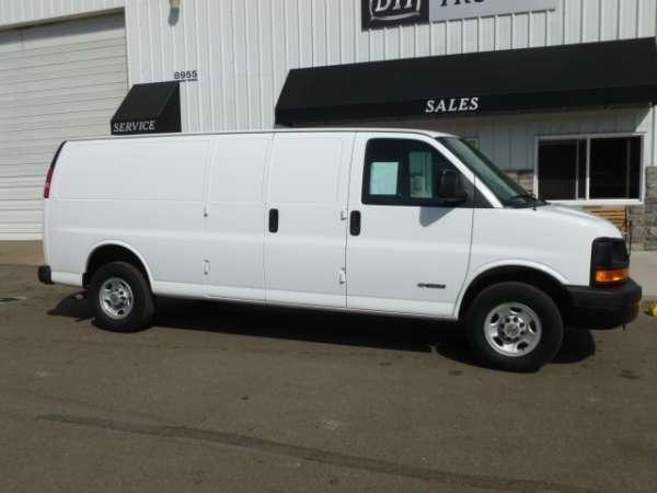 2005 Chevrolet Express 3500 Extended For Sale In Wheat