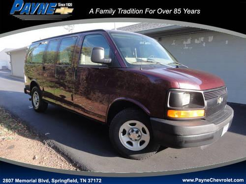 2005 Chevrolet Express Full